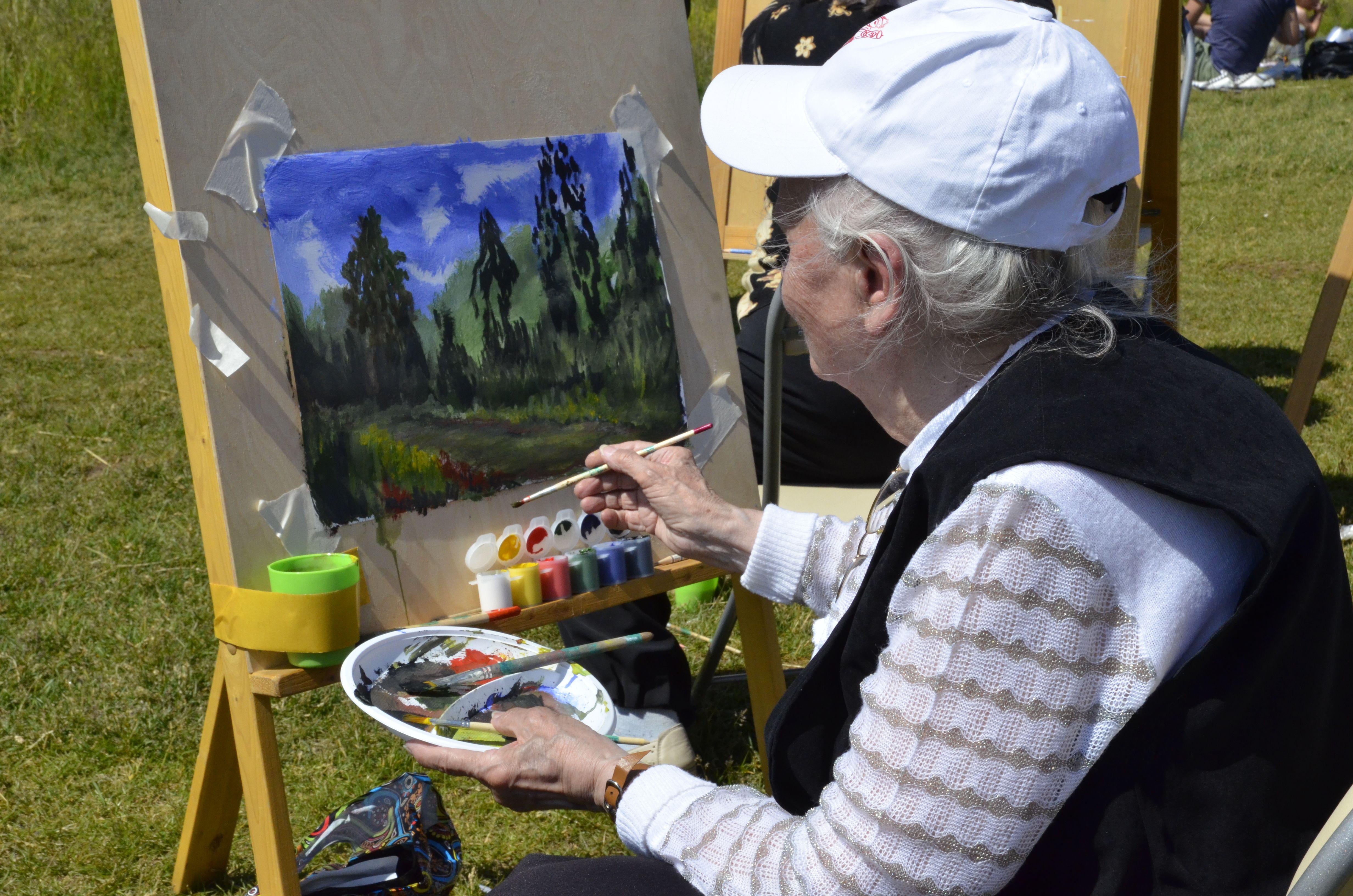 Жители Шишкиного Леса посетят творческую встречу