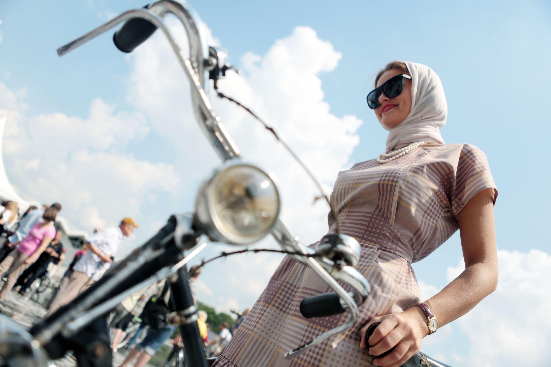 Молодежь из Вороновского пригласила жителей Новой Москвы на велопробег