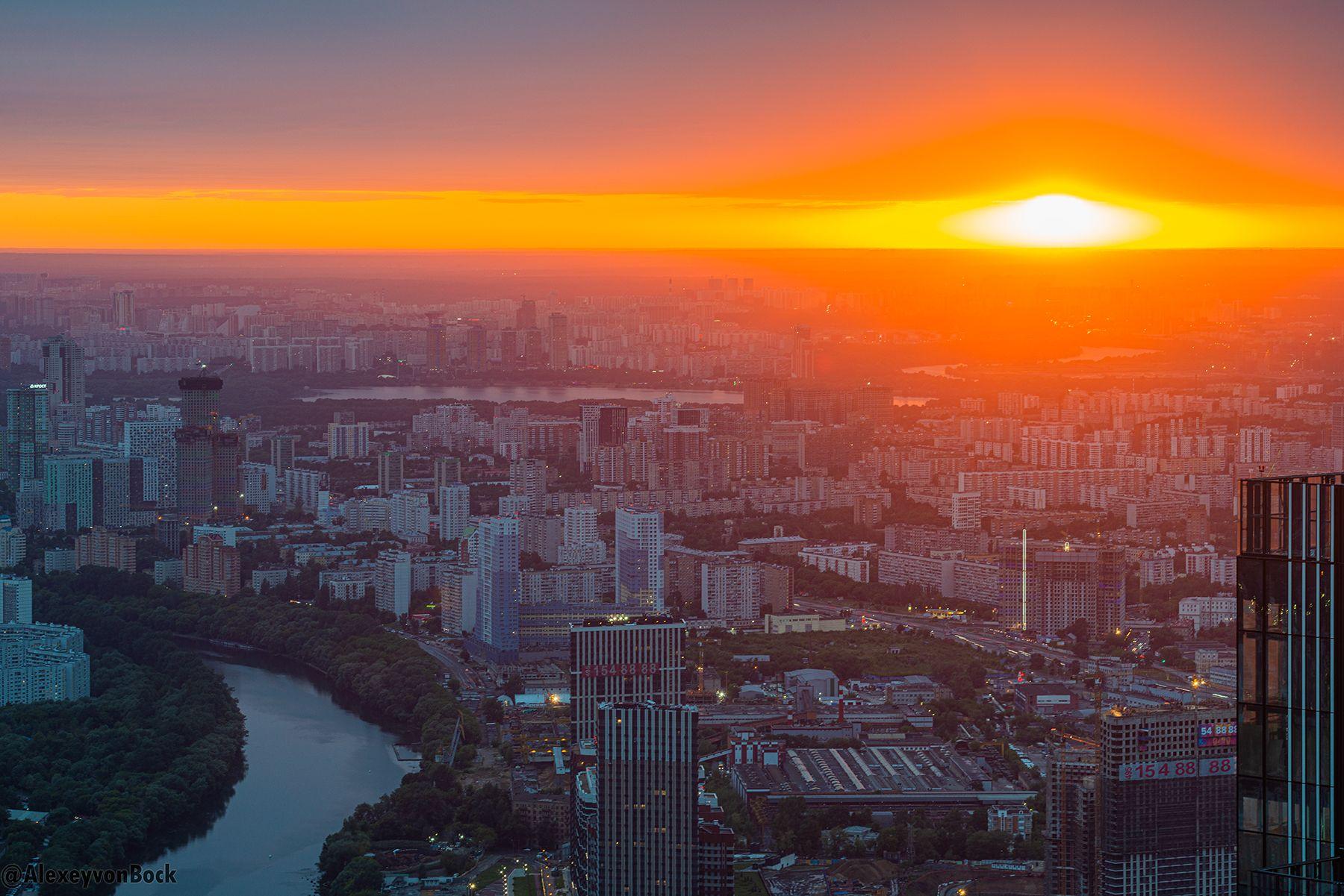 Глобальное потепление прогреет Москву на 5,5 градуса в 2050 году