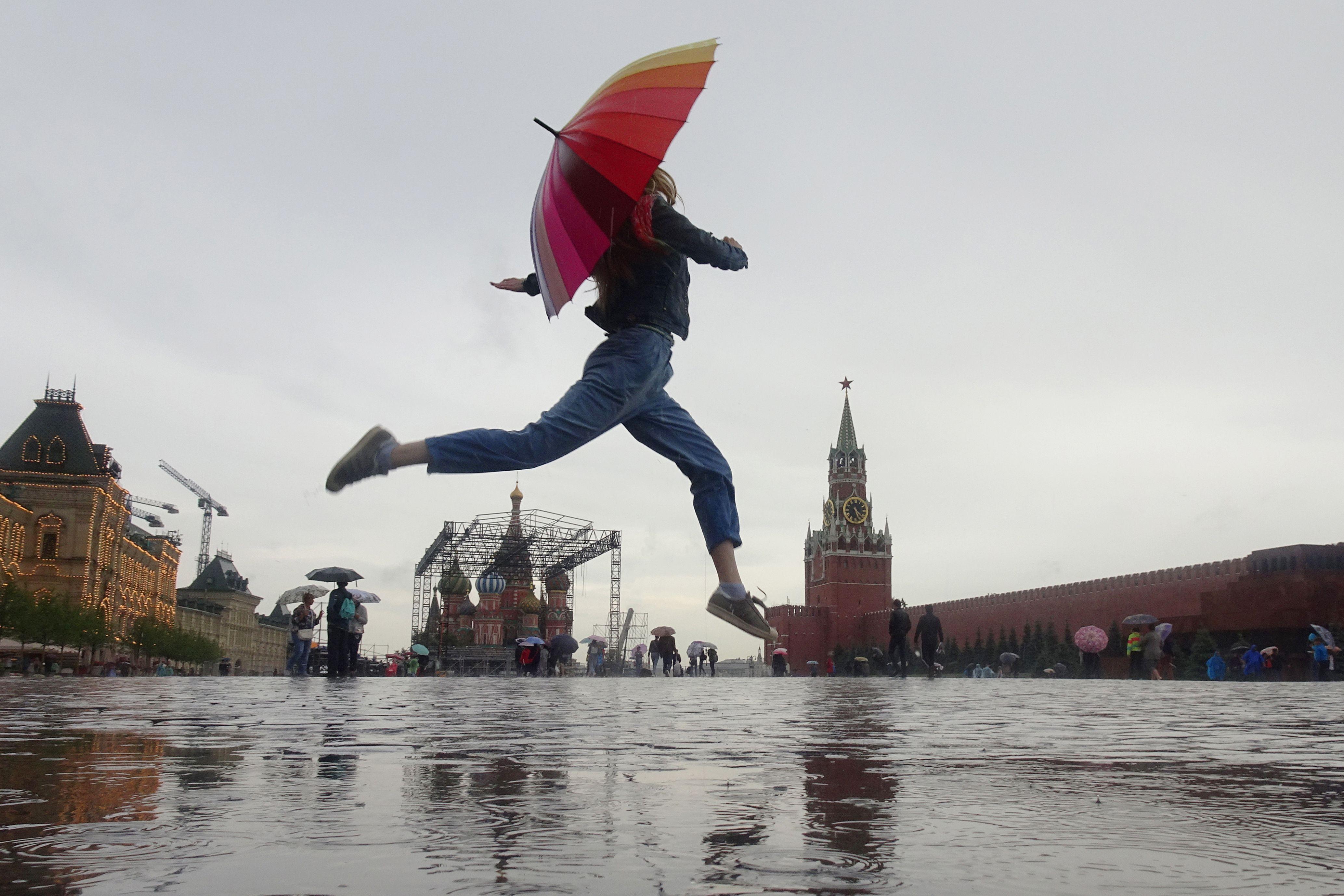 Московская погода будет опасной до 25 июля