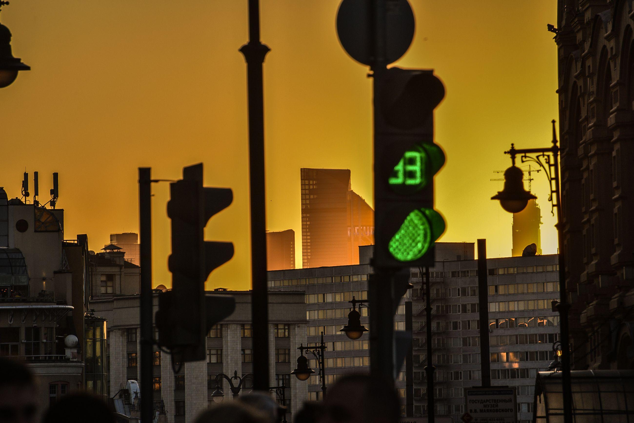 Москвичей ждет потепление с 25 июля