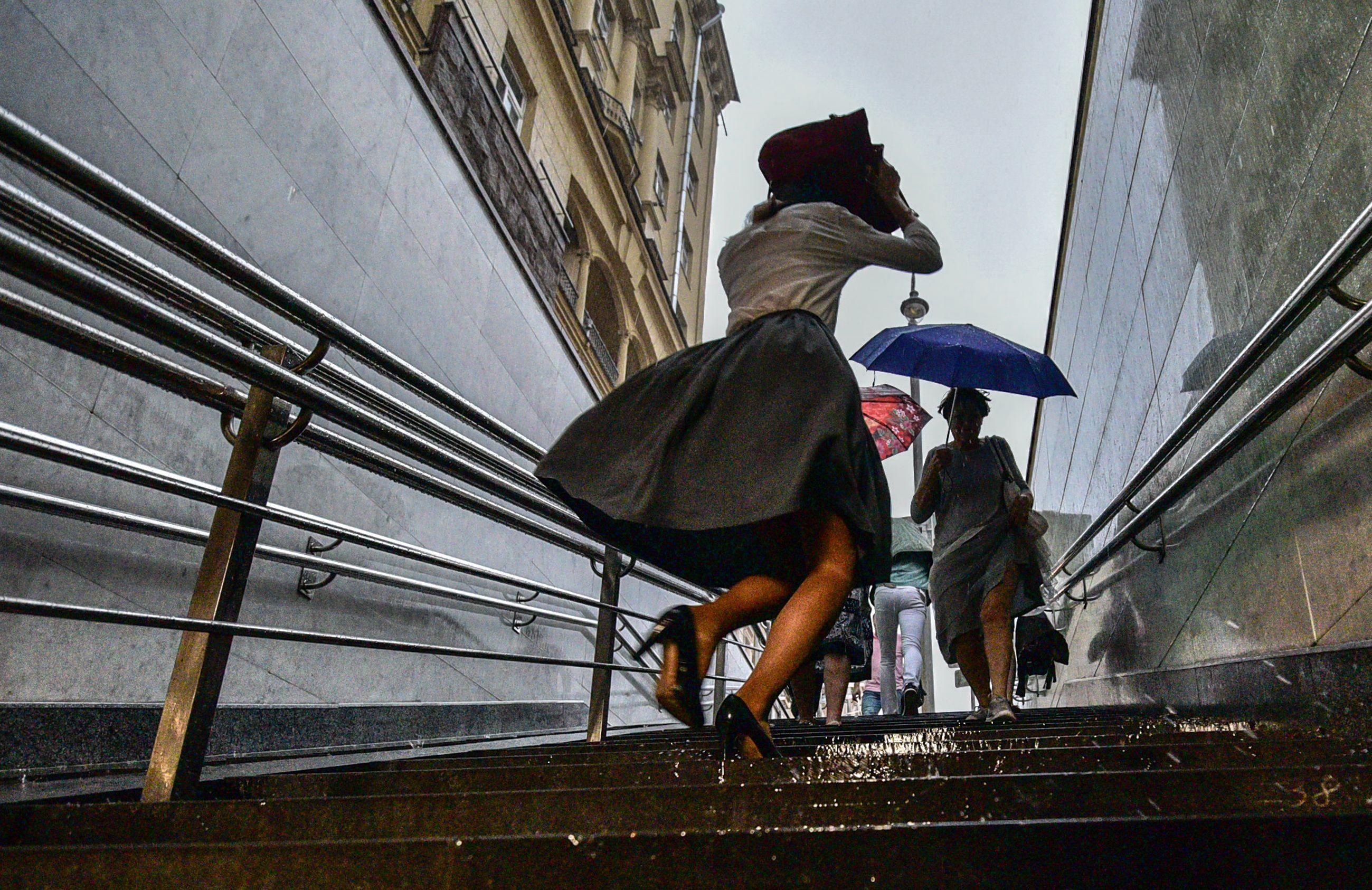 Новую Москву накроют грозовые дожди
