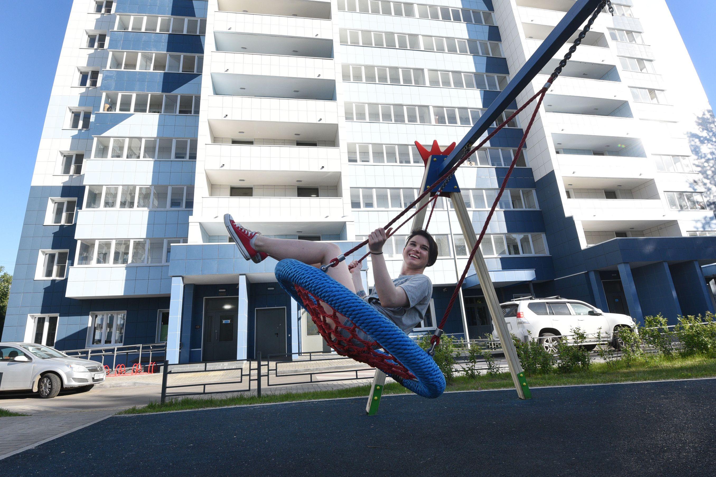 Более миллиона «квадратов» ввели в Новой Москве за полгода