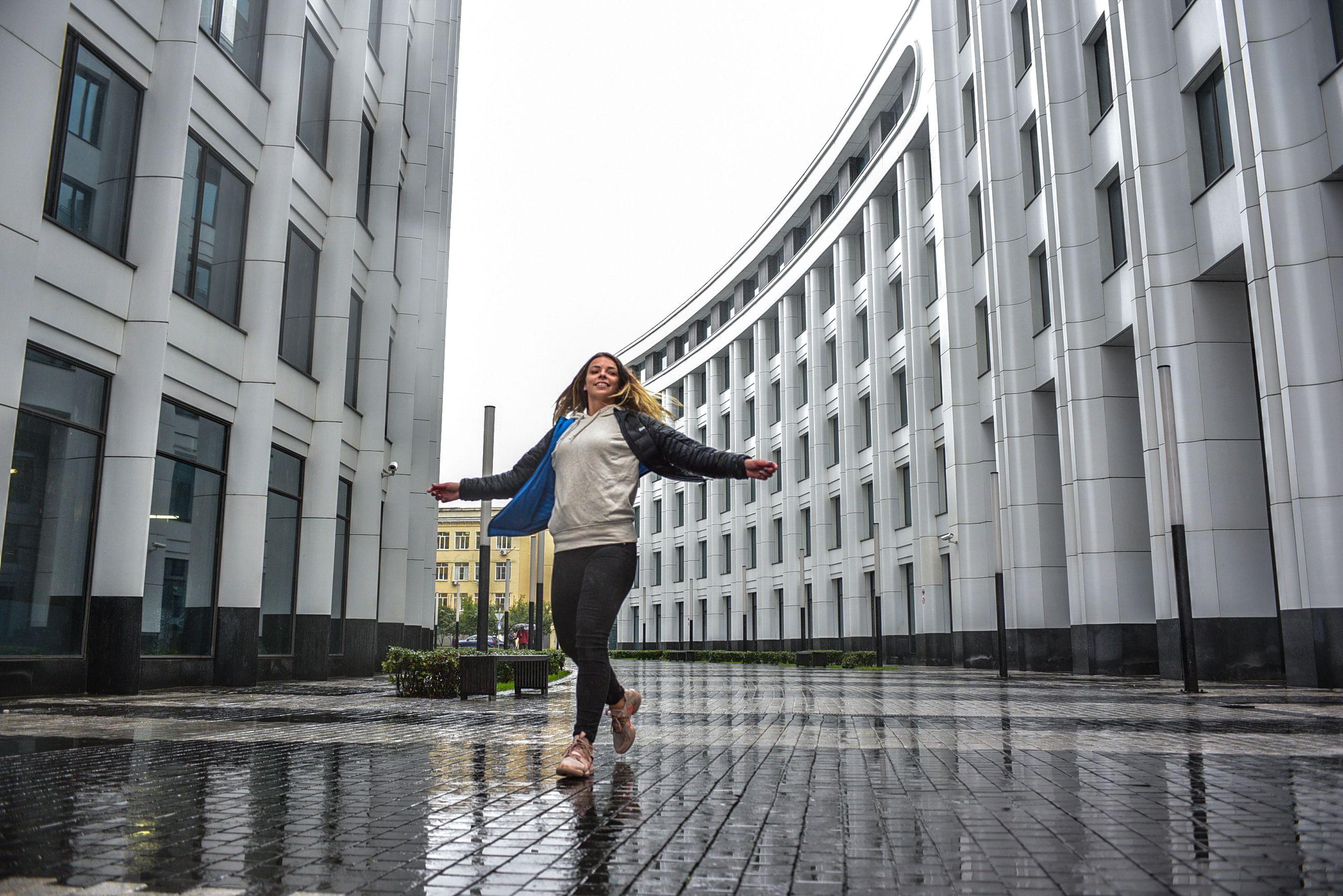 Москвичей ожидает облачное воскресенье