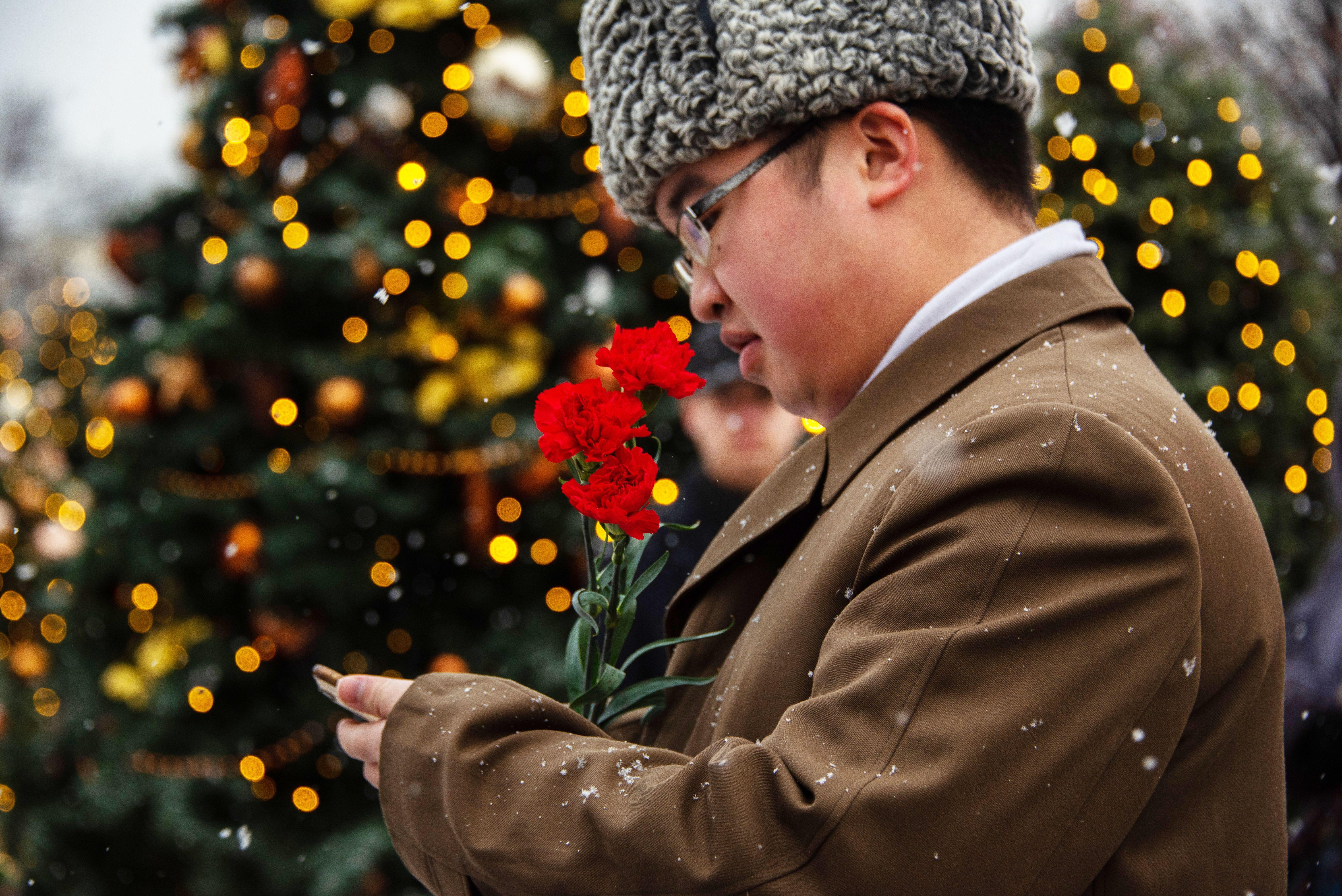 Главной точкой притяжения традиционно является Красная площадь. Фото: Пелагия Замятина