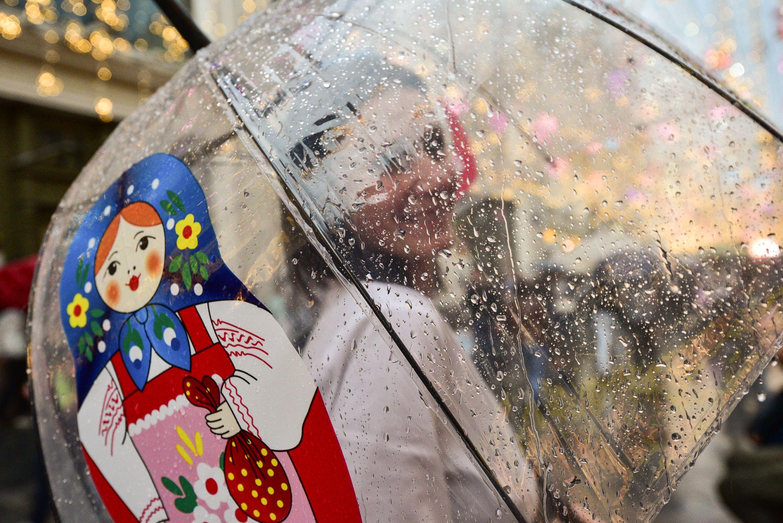 Жителям Москвы пообещали теплые и дождливые выходные