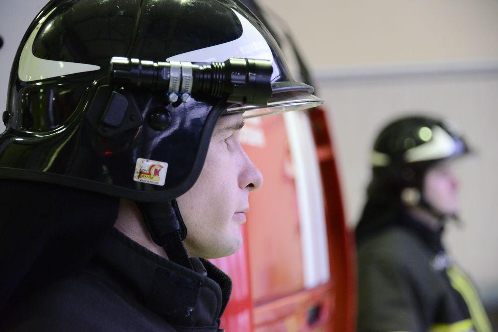 Разрешение на ввод в эксплуатацию пожарного депо выдали в Московском
