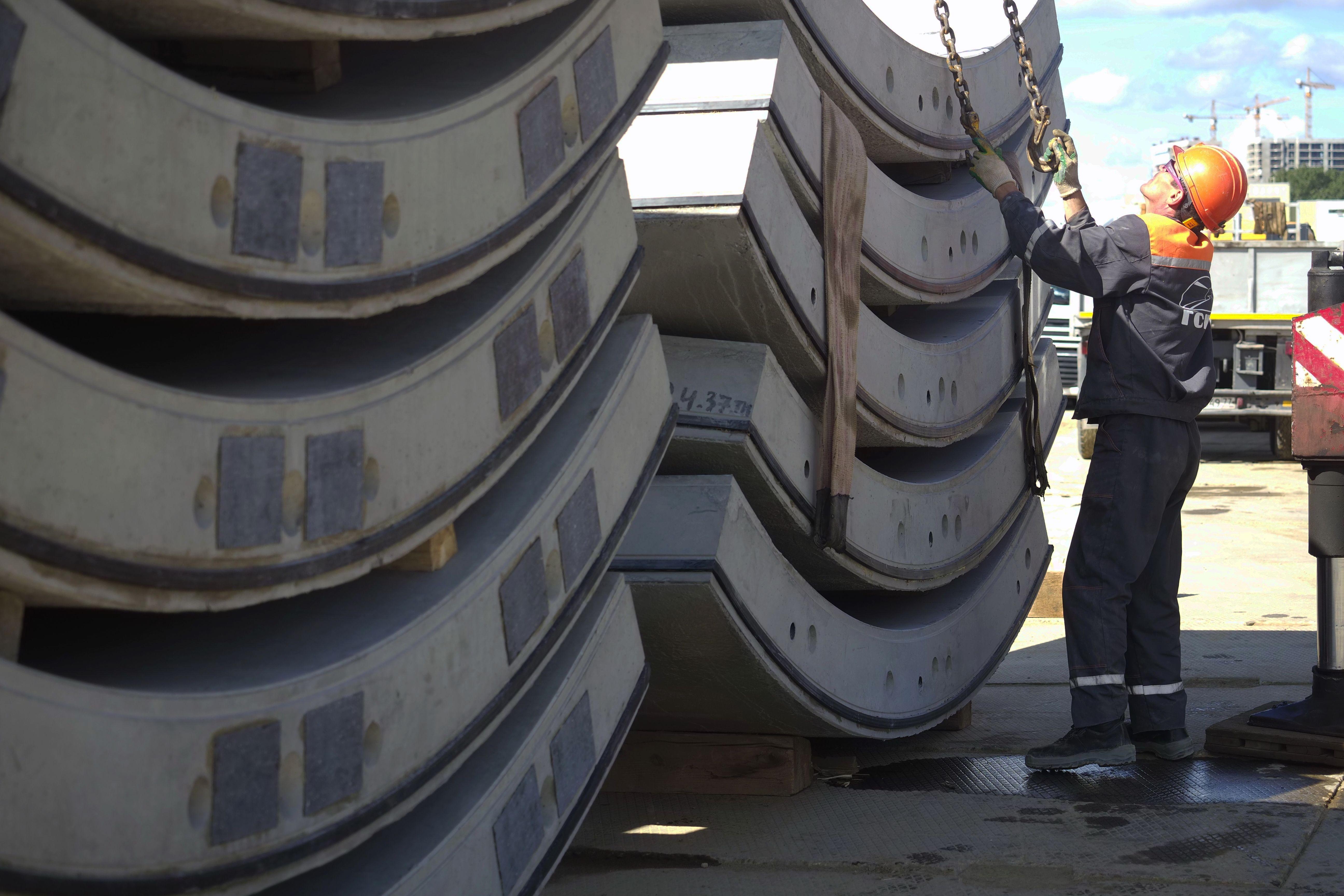Коммунарскую линию метро начали строить в Новой Москве