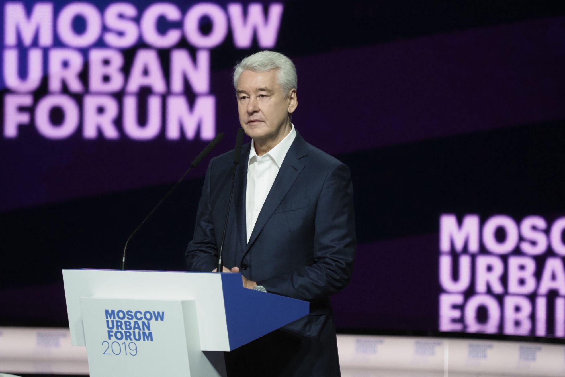 Сергей Собянин рассказал о благоустройстве столичных дворов
