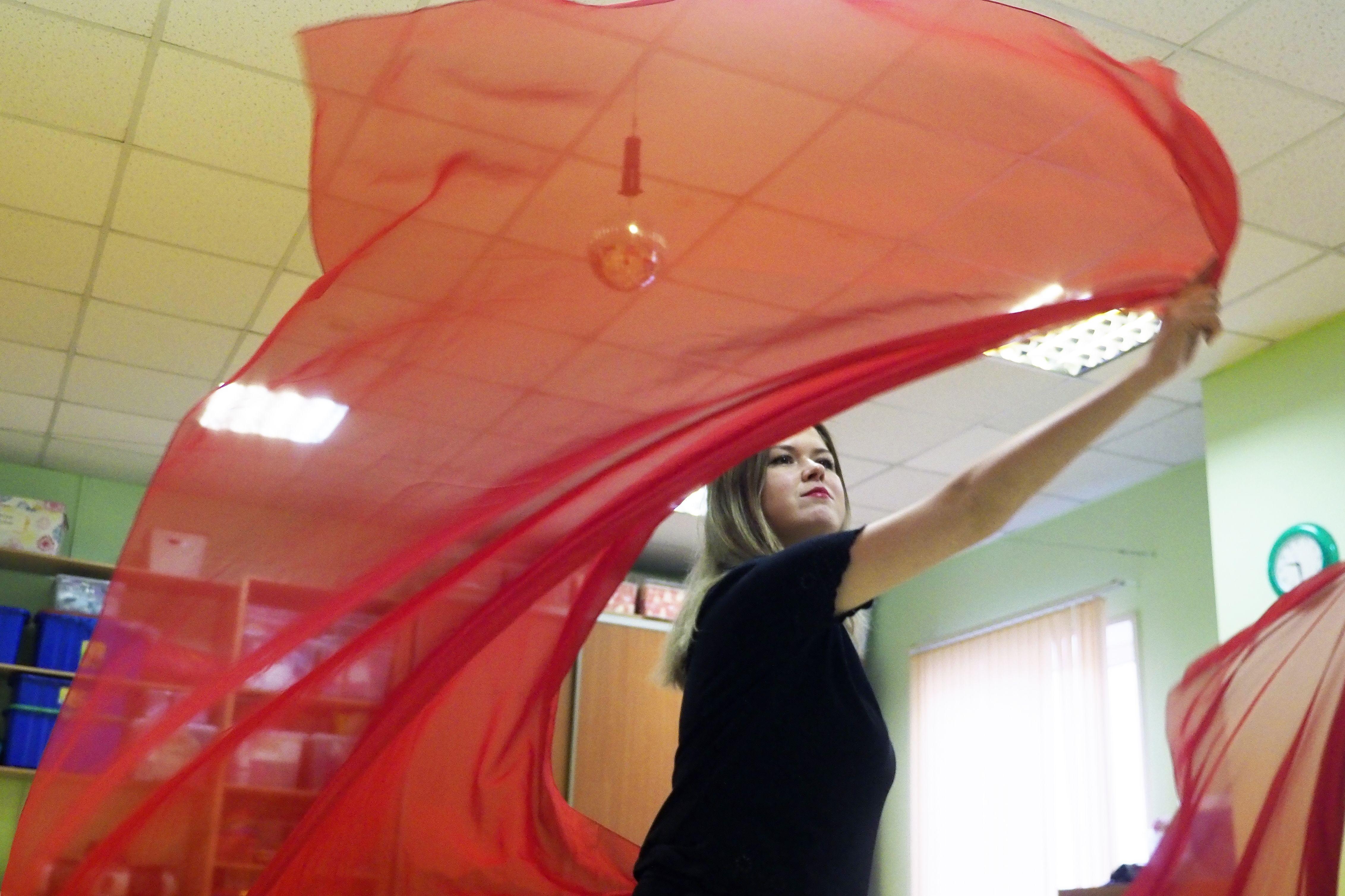 Танцевальный номер ко Дню города планируют подготовить ребята из Краснопахорского