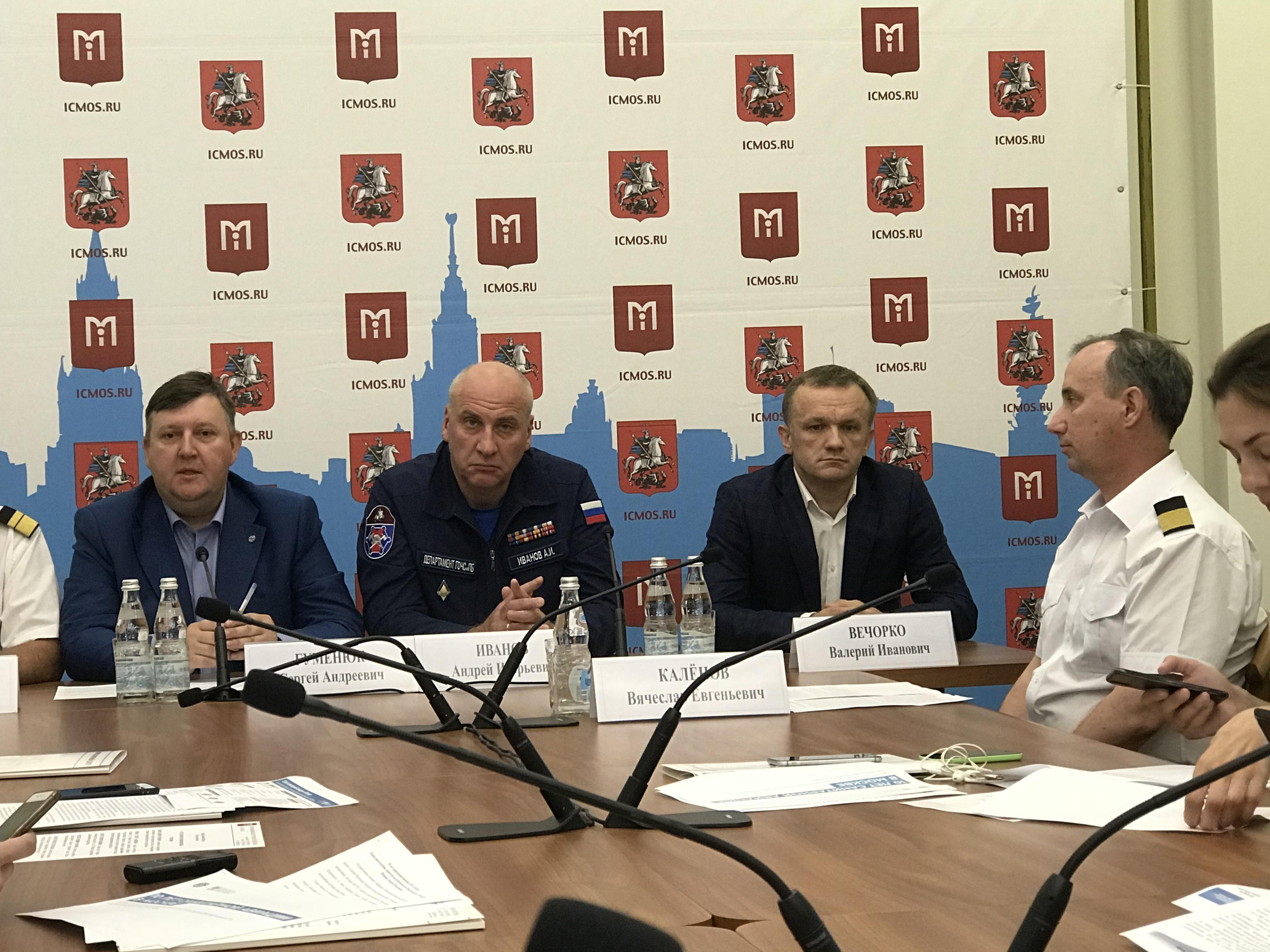 Пресс-конференция об экстренной медицинской помощи состоялась в столице