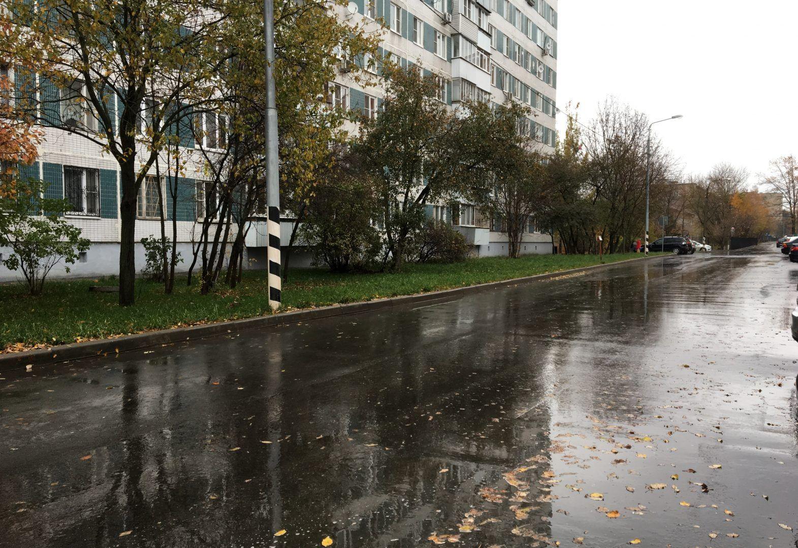 Асфальтобетонное покрытие обновят в Кокошкине. Фото: Анна Быкова