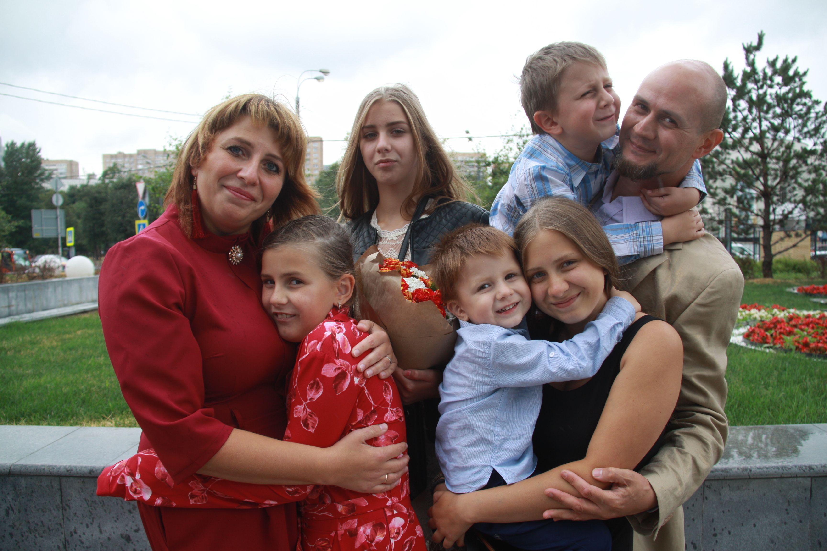 Многодетные семьи в Москве смогут воспользоваться новыми льготами