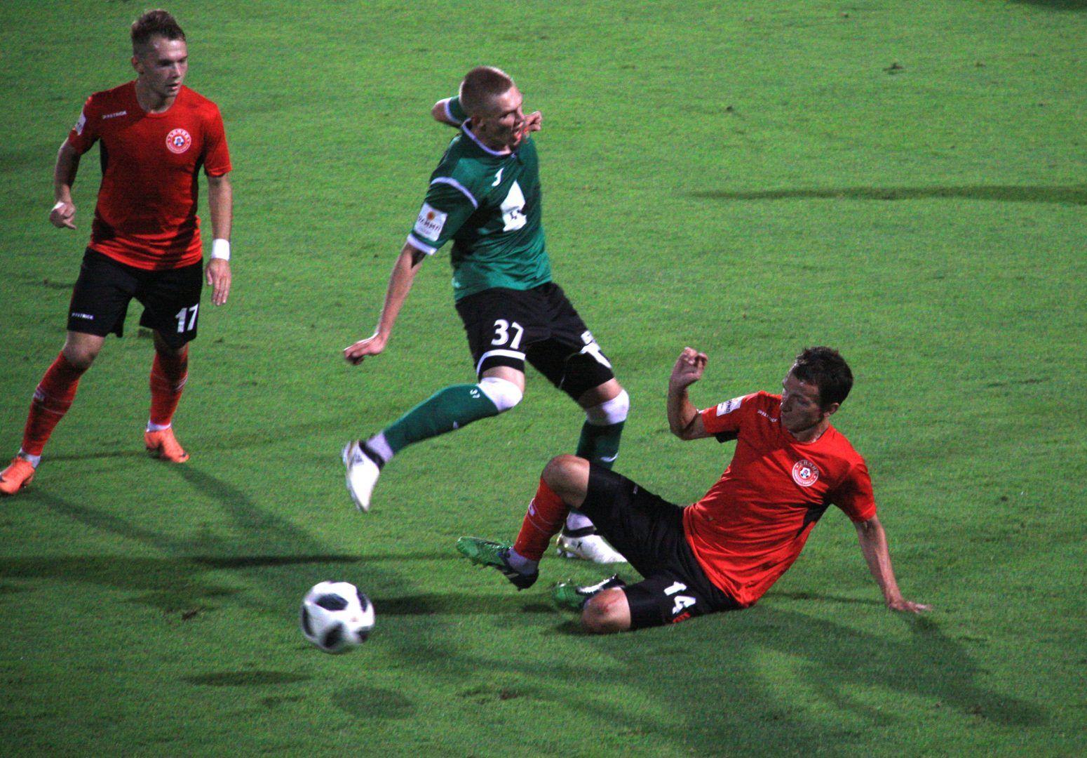 Спортсмены из Роговского сразятся в турнире по футболу. Фото: Павел Волков, «Вечерняя Москва»