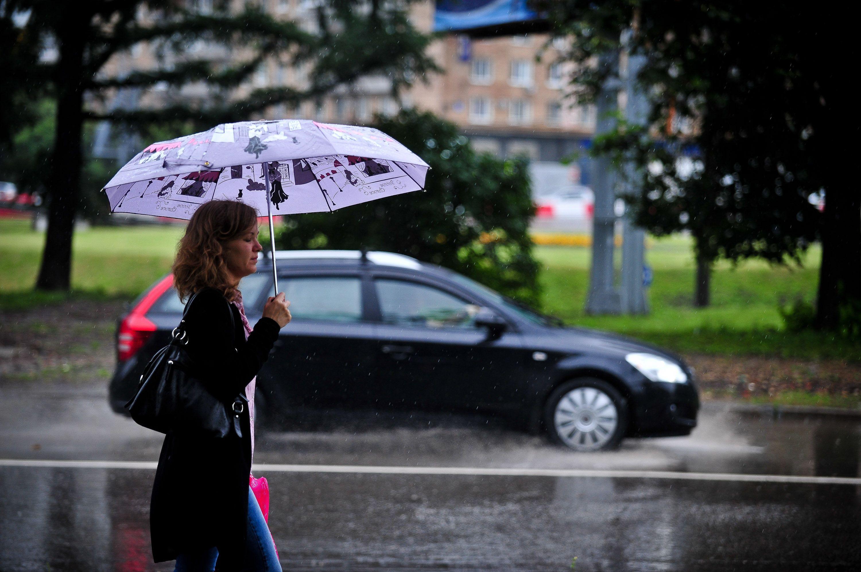 Новая Москва первой примет «удар стихии» во вторник