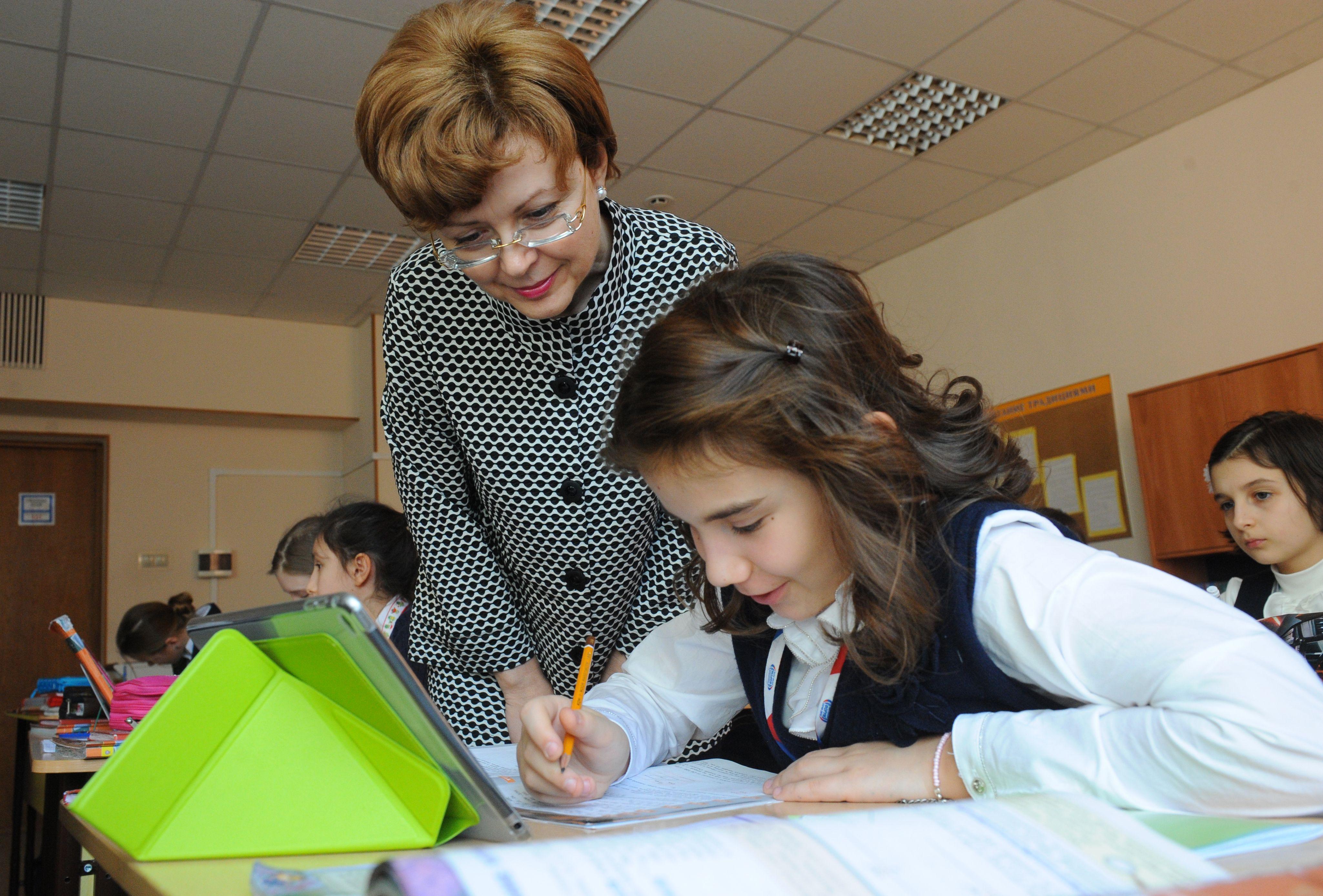 Школу на 1,1 тысячи мест построят в Новой Москве