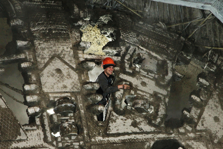 Осенью Москва получит щит «Победа» для строительства метро
