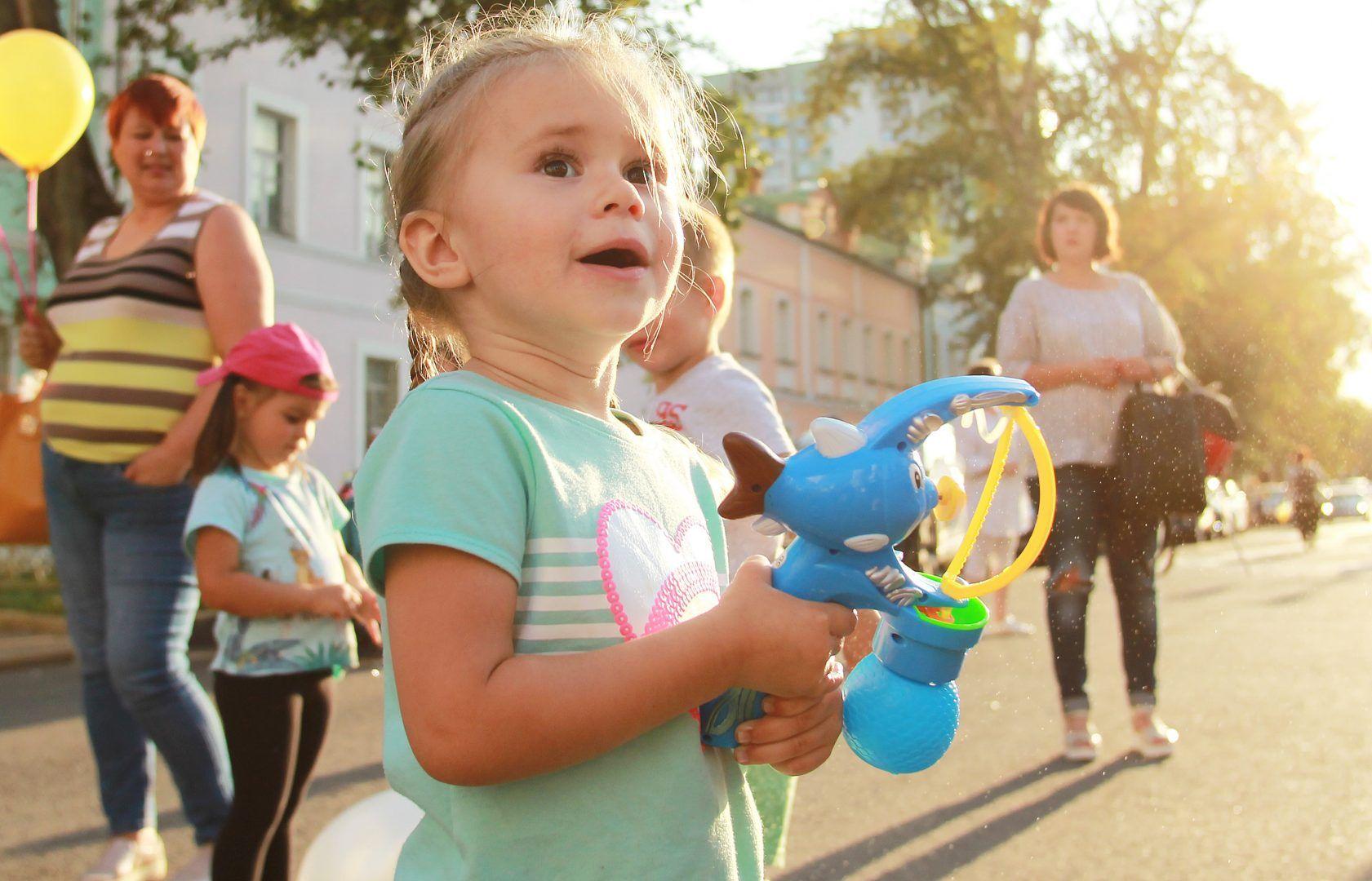 Развлекательный вечер проведут для детей из Михайлово-Ярцевского. Фото: Наталия Нечаева, «Вечерняя Москва»