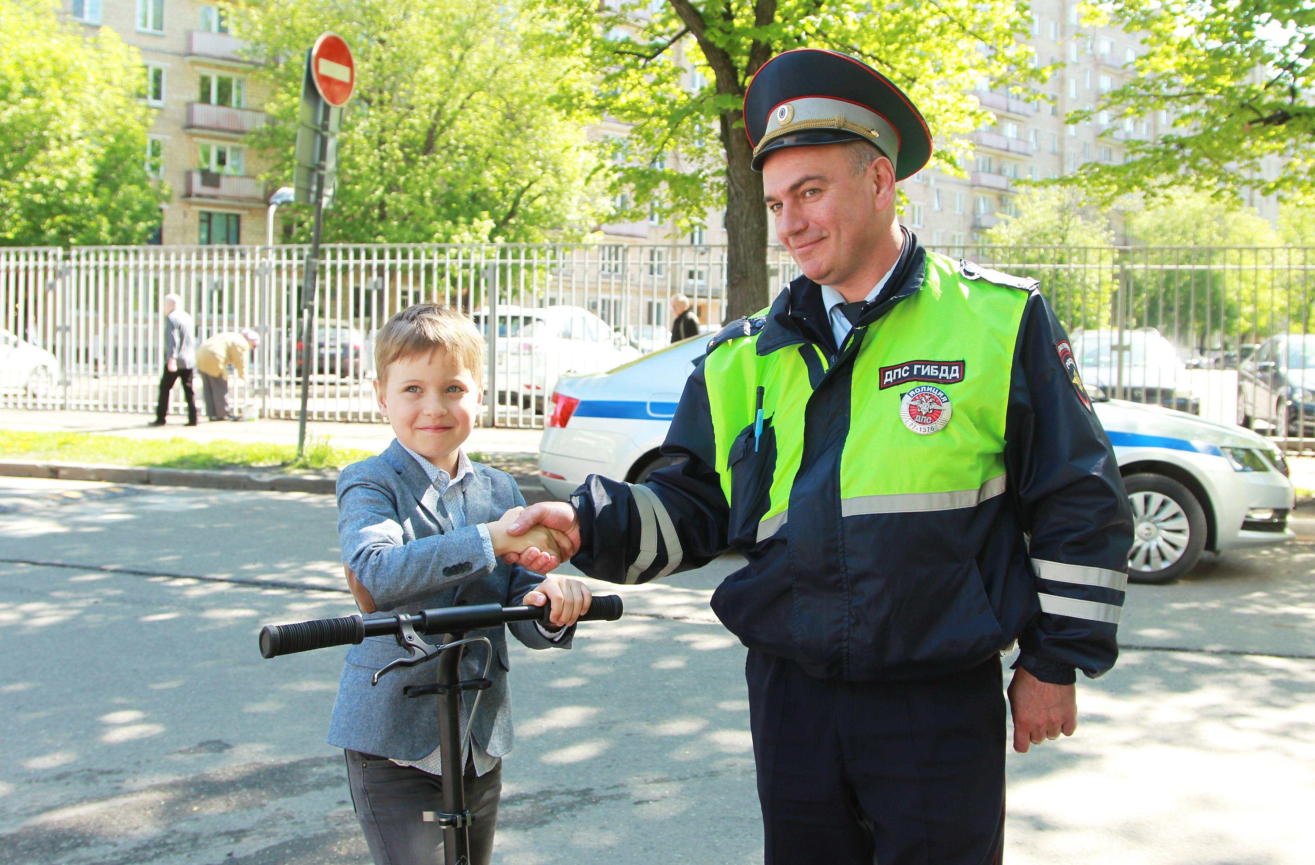 Самокат могут внести в список официальных видов транспорта