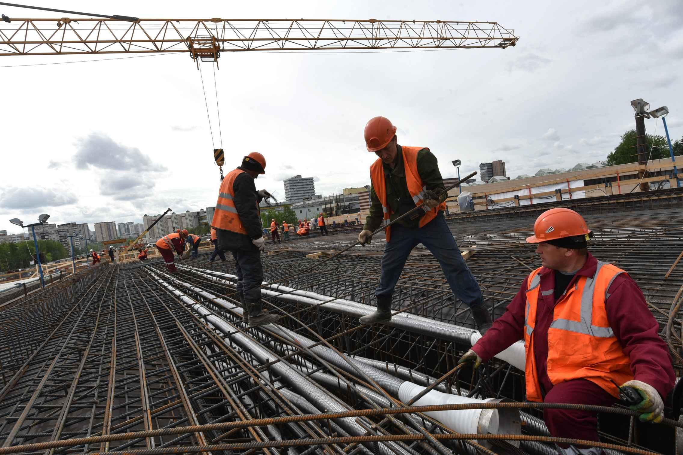 Путепровод к ТПУ «Саларьево» в Новой Москве откроется до 2020 года