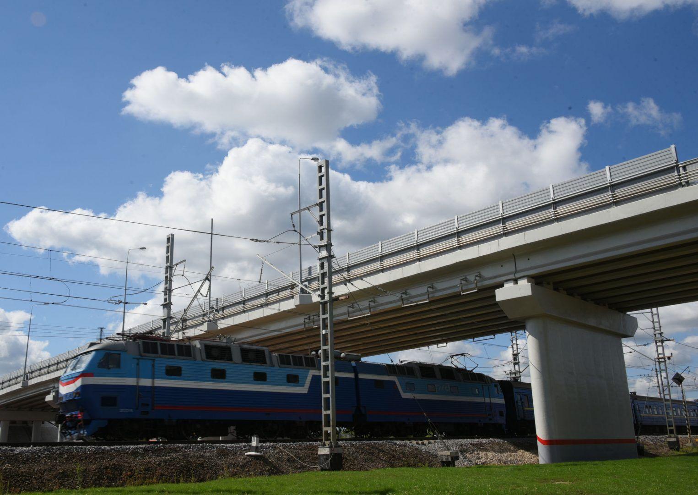 Специалисты завершат строительство искусственных сооружений МЖД к 2022 году.Фото: архив, «Вечерняя Москва»