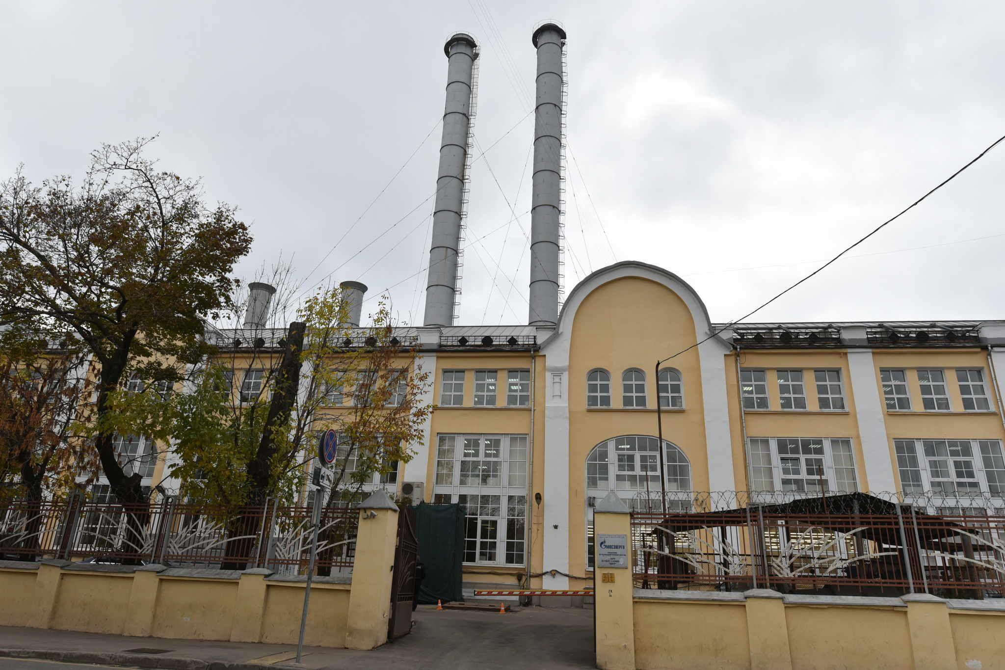 Московская электростанция станет арт-центром после 108 лет работы