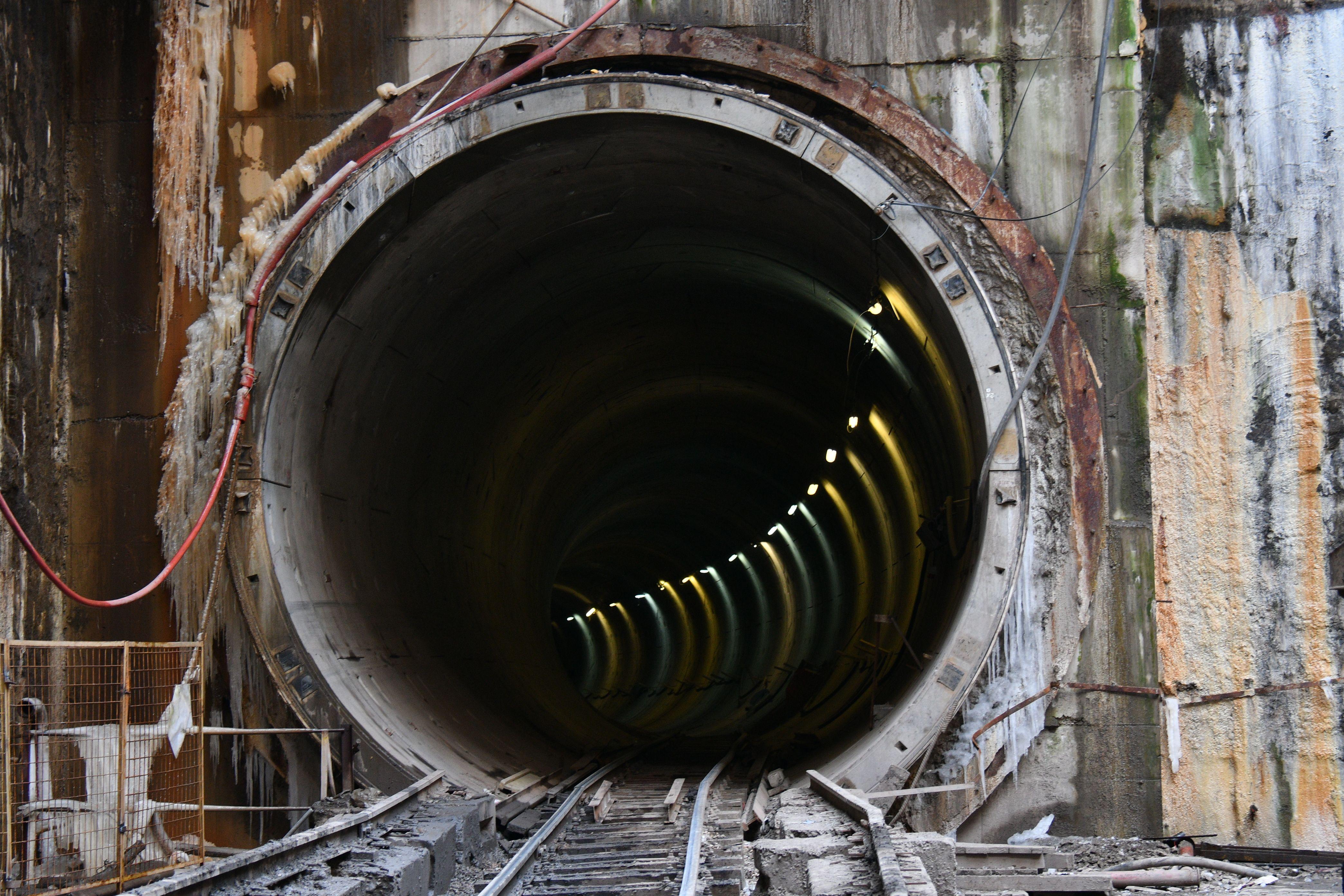 Метро Москвы откроет Рублево-Архангельскую линию в 2025 году