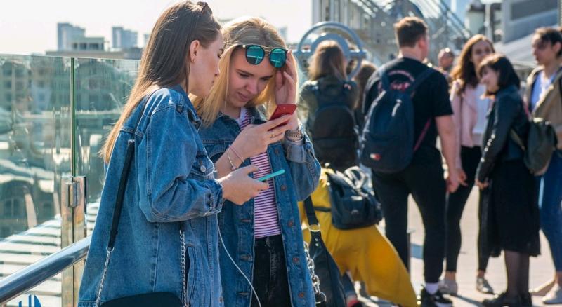 Москва вошла в тройку мегаполисов с самым доступным Wi-Fi. Фото: официальный сайт мэра Москвы