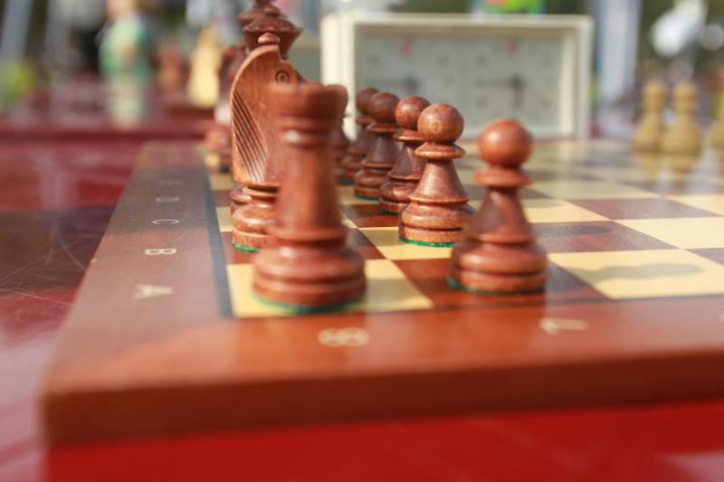 Гости ВДНХ смогут сразиться в большие шахматы. Фото: архив
