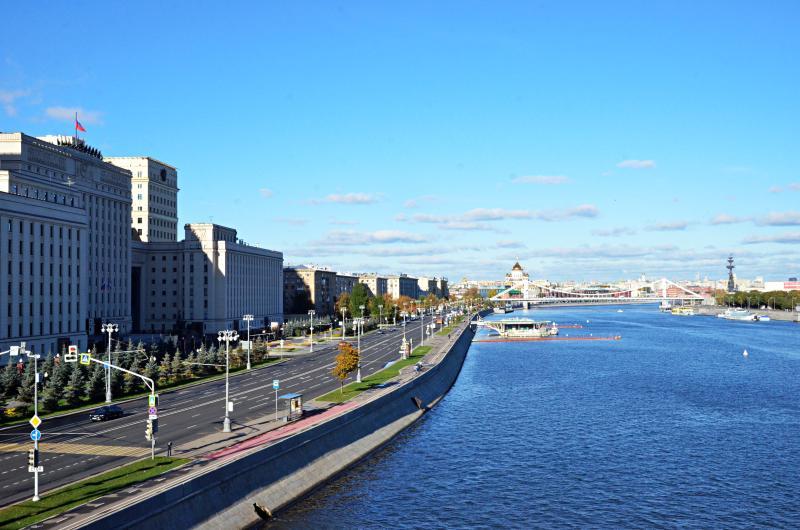 В Парке Горького в первой половине дня побывало уже 160 тыс человек