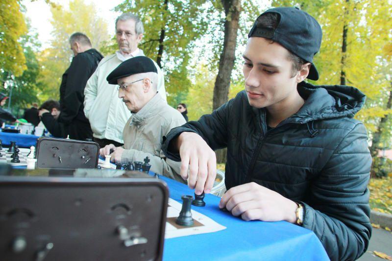 Международный день шахмат впервые отметят на ВДНХ