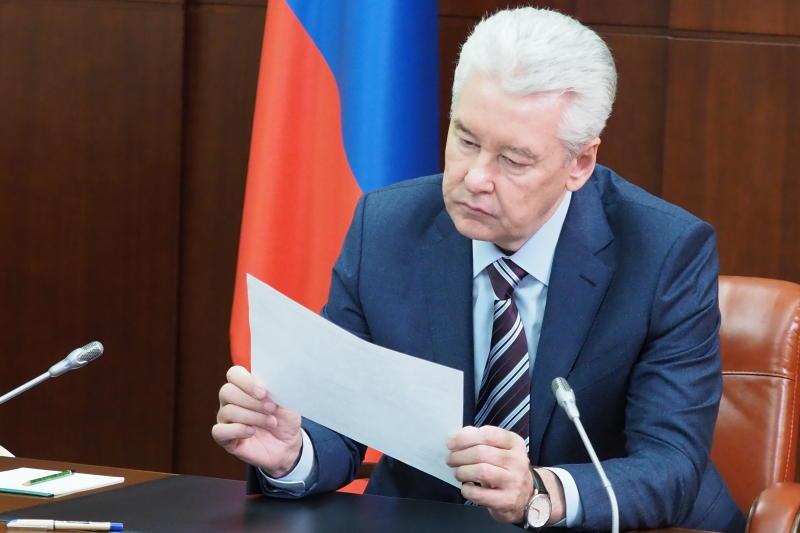 Собянин отметил темпы строительства больницы в Коммунарке