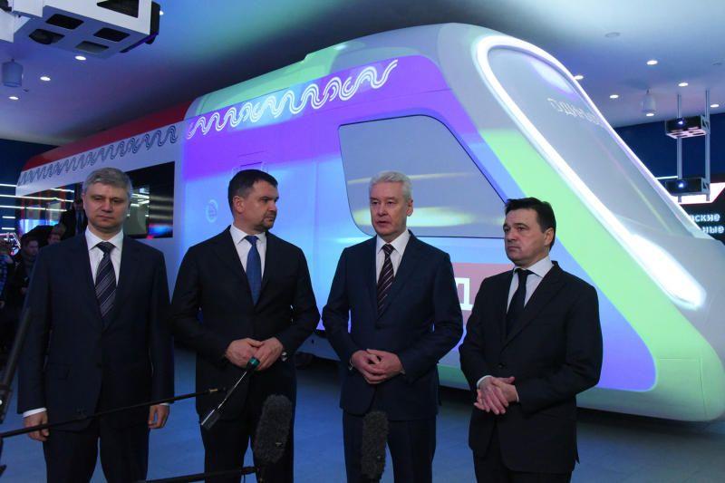 Собянин отметил высокий потенциал Московских центральных диаметров