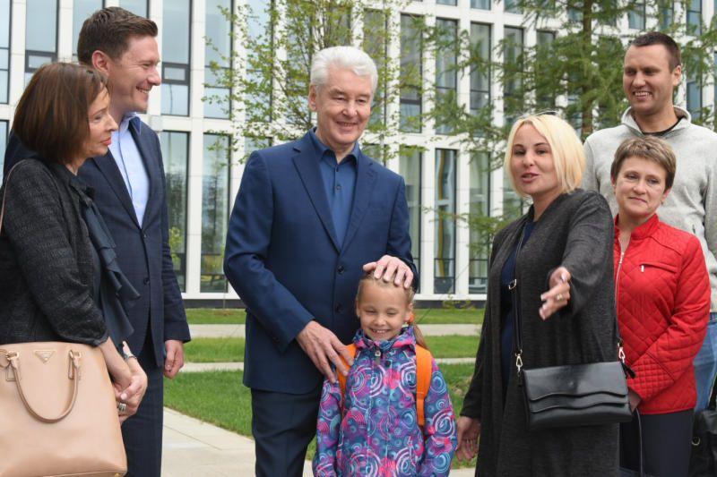 Собянин: Примерно 150 тыс человек посетили павильоны «Здоровая Москва»