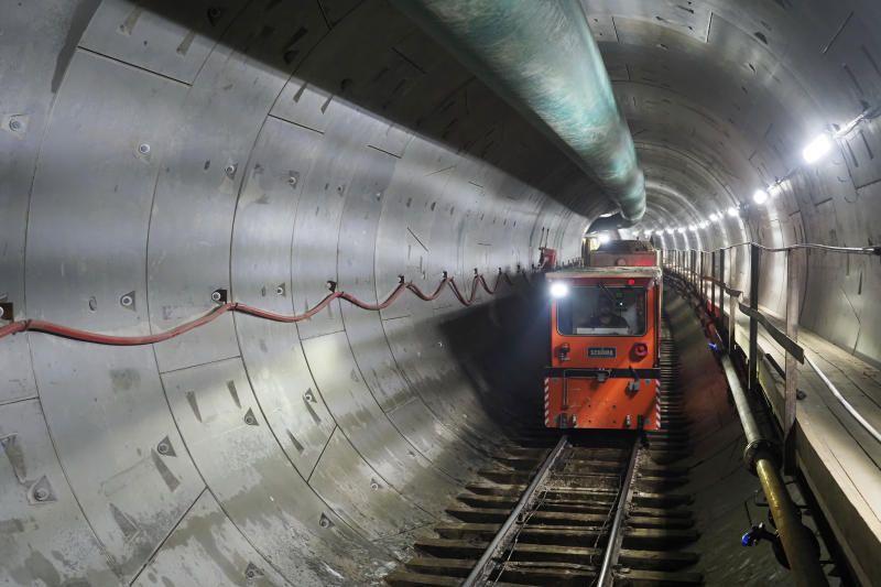 Станцию «Стахановская» оформят в стиле конструктивизм