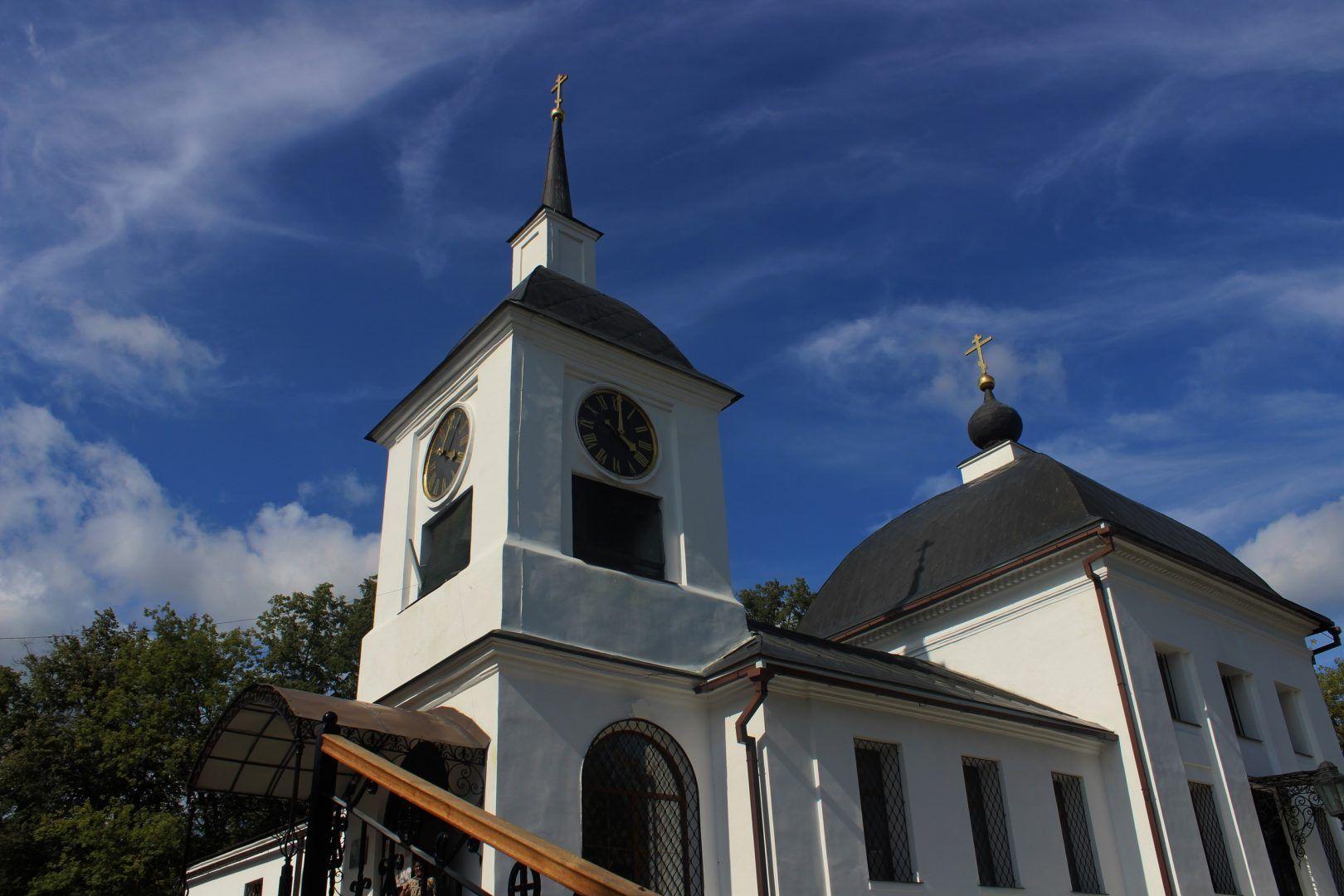 Храм Успения Пресвятой Богородицы. Фото: Кристина Дегтярева