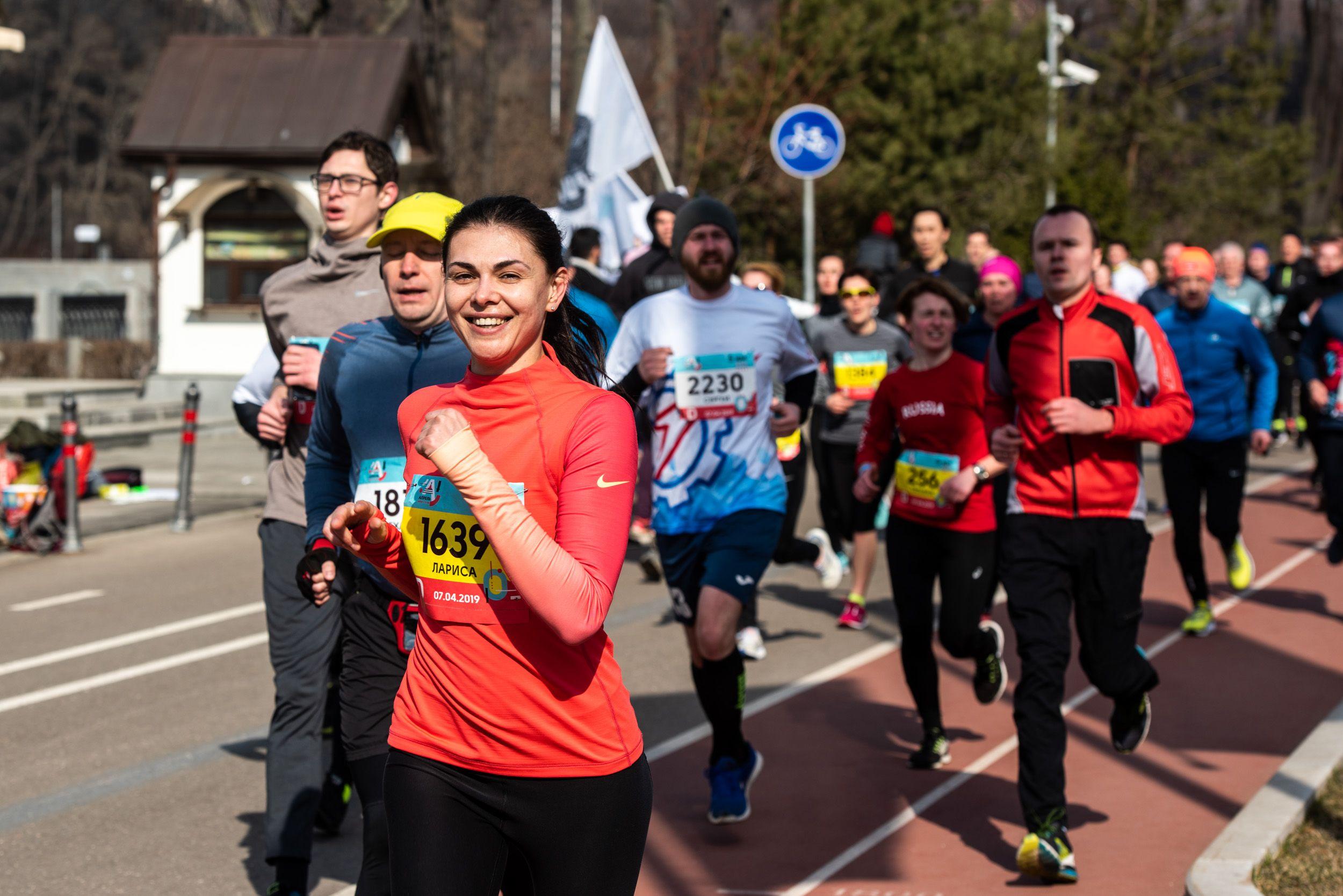 Легкоатлетический забег проведут в Новой Москве