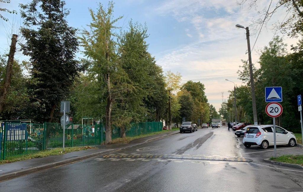 Разметку и дорожные знаки обновят в Первомайском