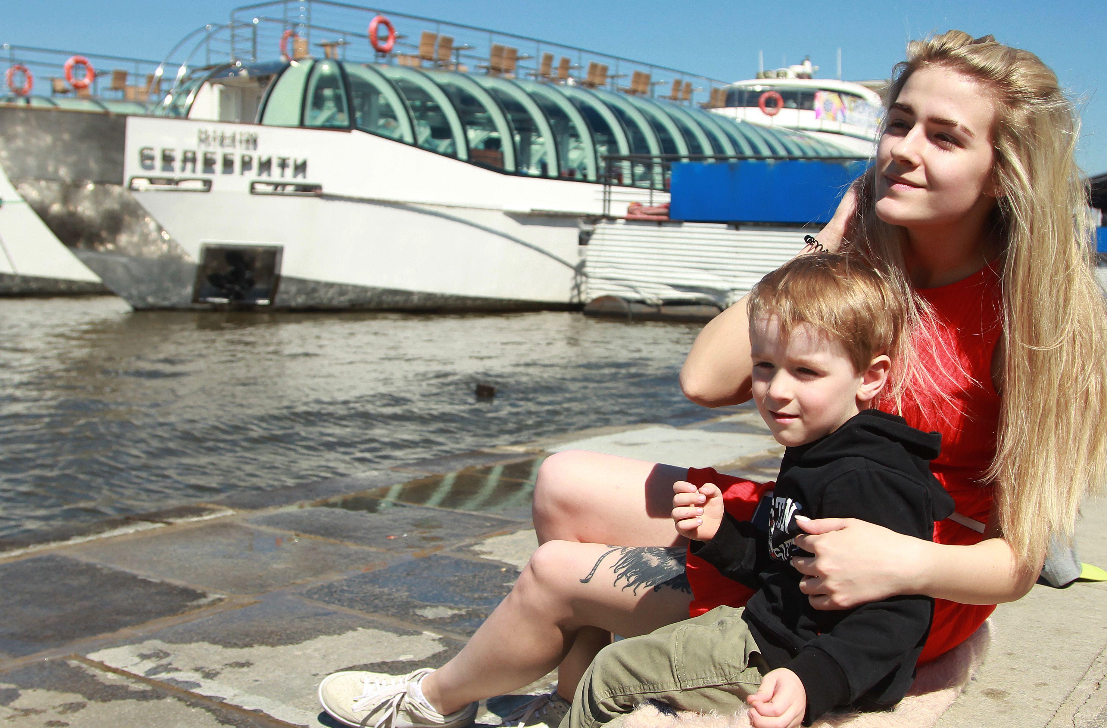 Власти планируют открыть набережную Марка Шагала ко Дню города