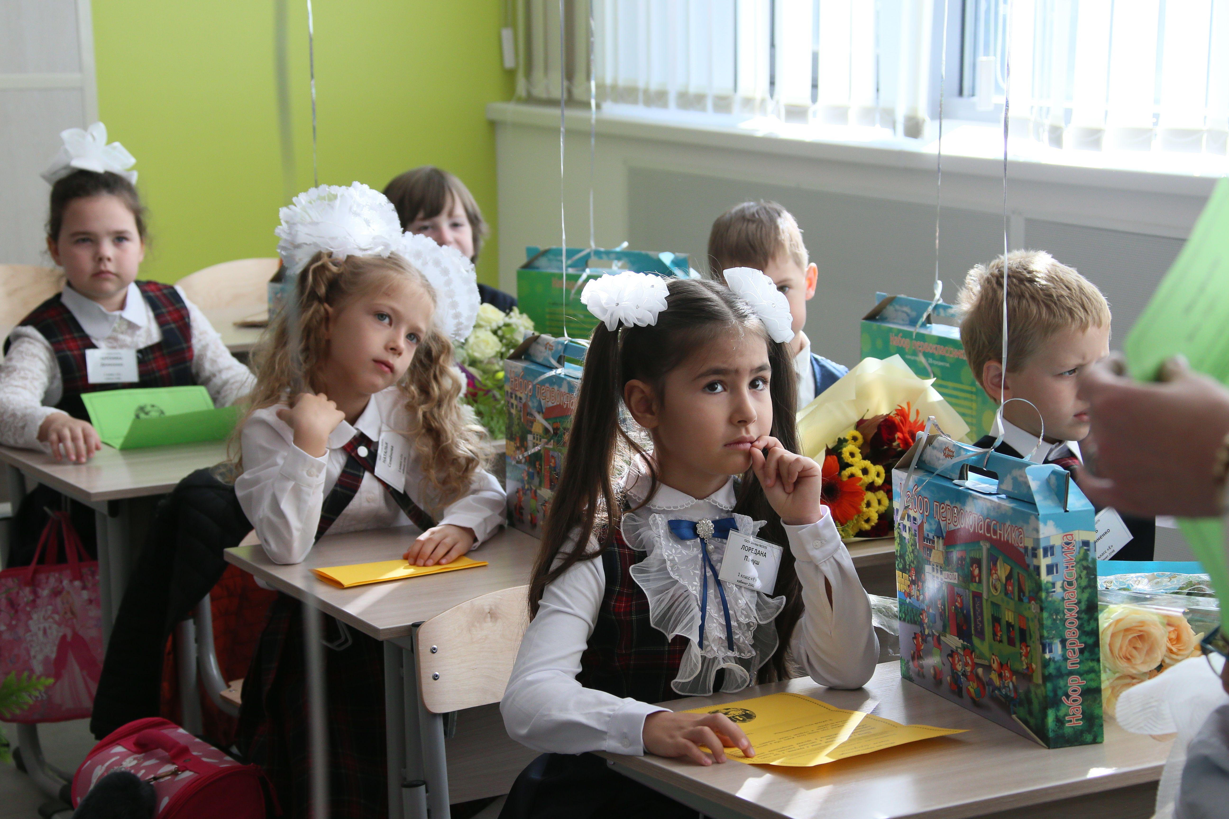 Школа рядом с домом — лучший подарок ко Дню знаний