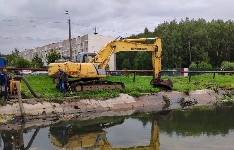 Благоустройство вокруг пруда стартует в Щаповском