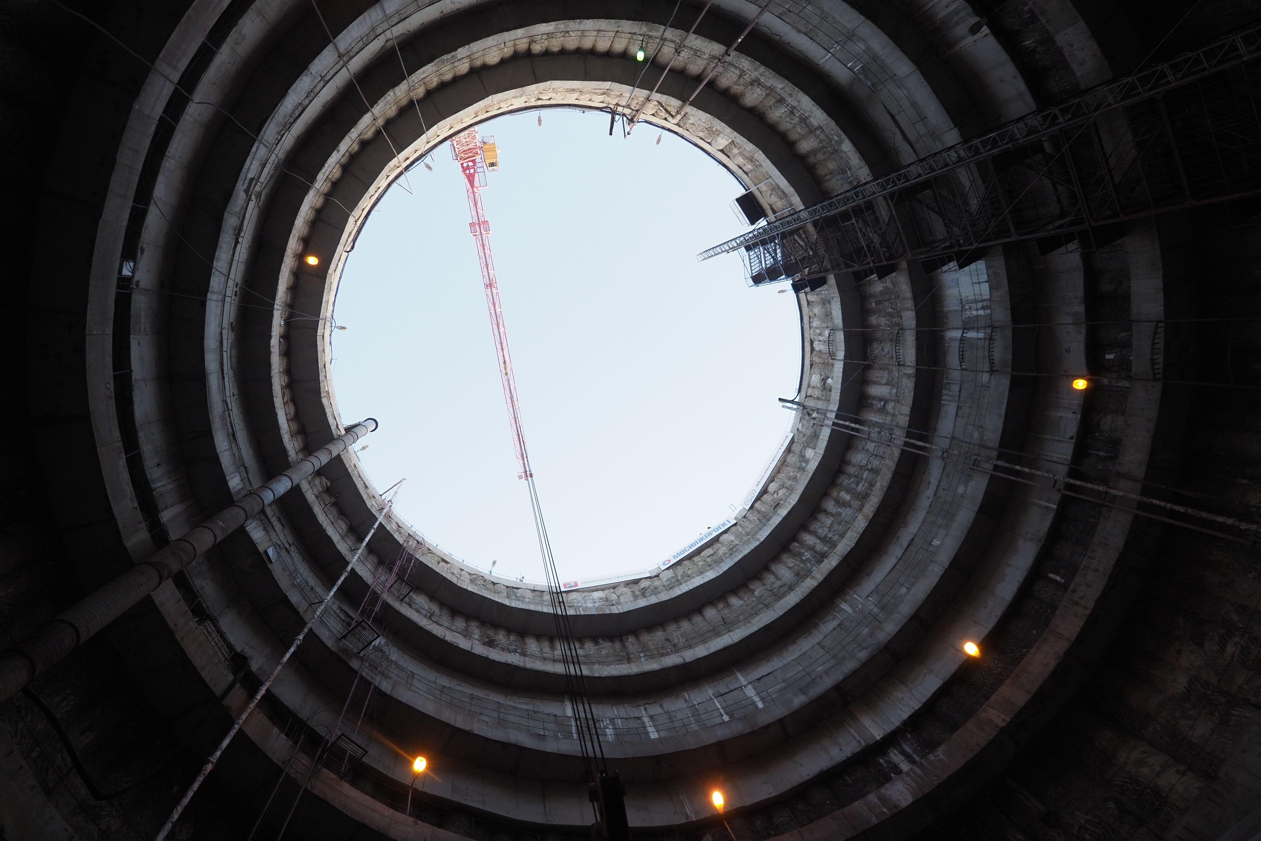 Четвертый тоннель Большого кольца метро ввели на юго-востоке Москвы