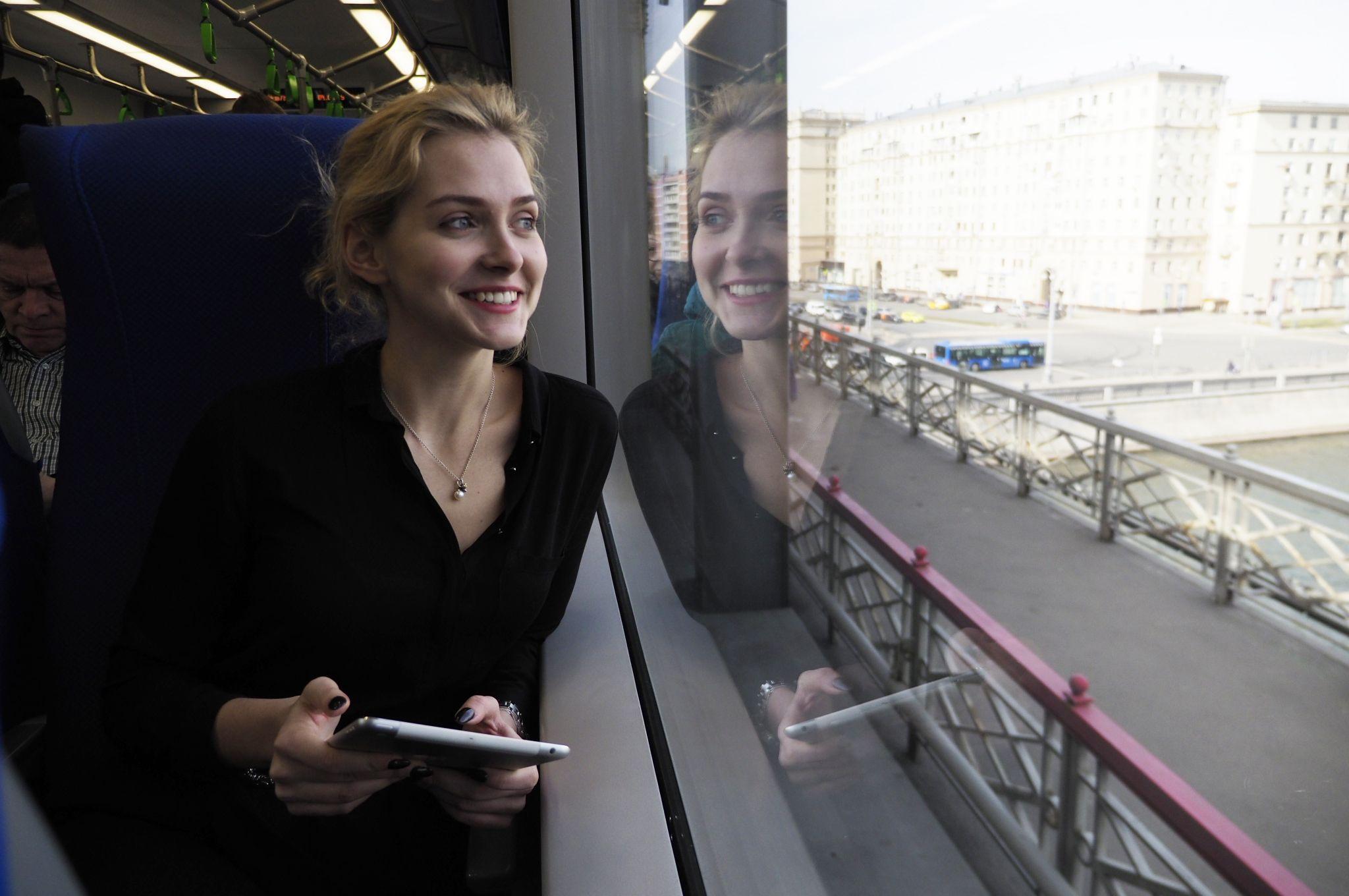 Экскурсия на поезде по МЦК продлится четыре часа. Фото: Антон Гердо