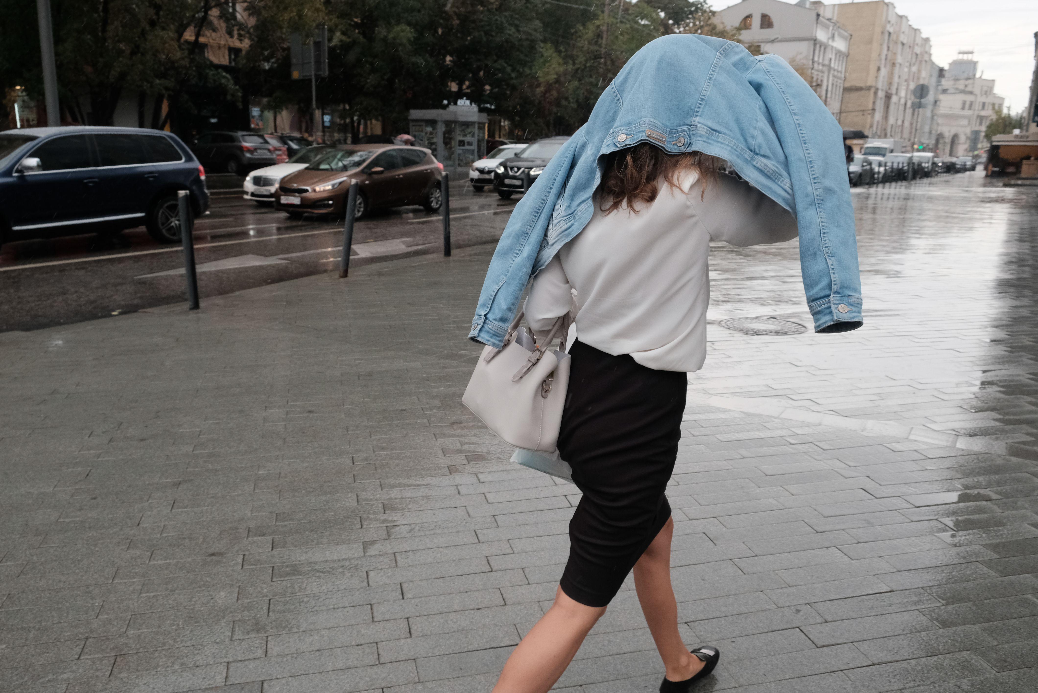 Московская пятница принесет шторм
