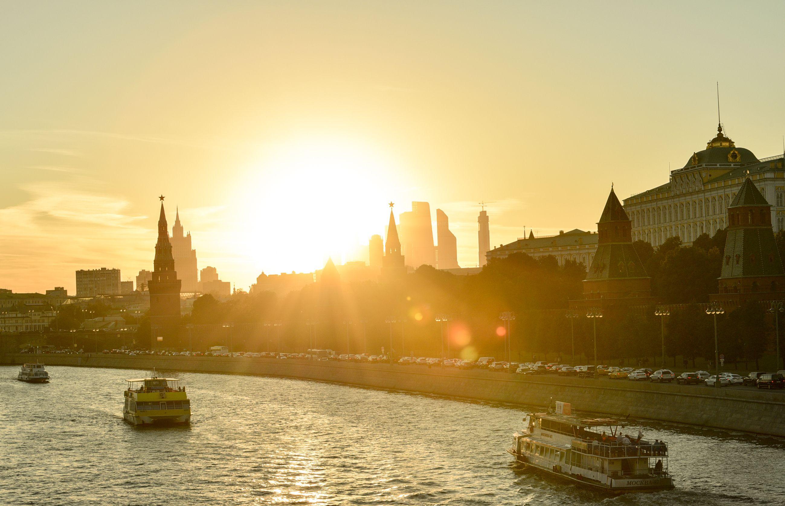 Температура в Москве достигнет 29 градусов тепла