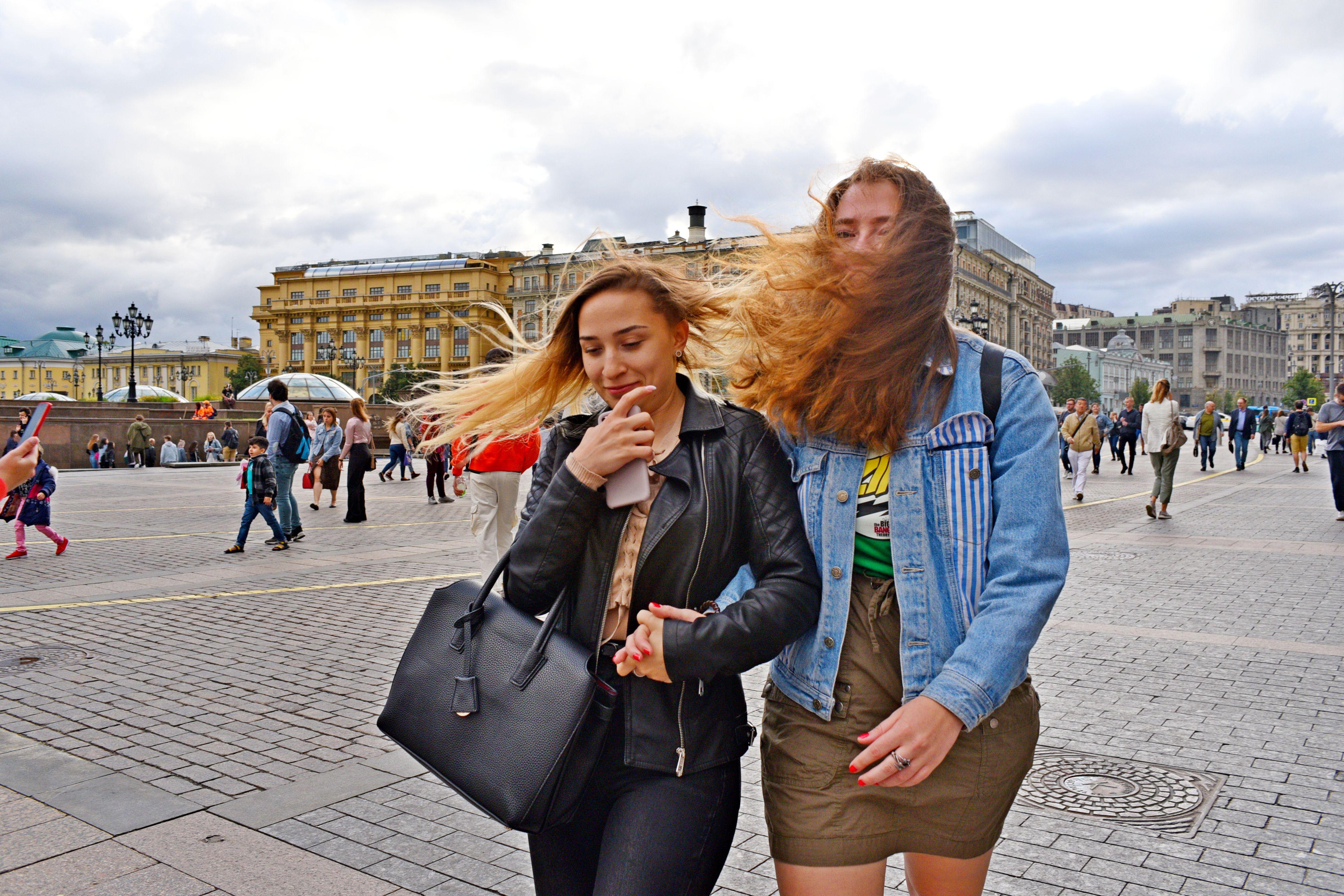 Непогода вернется в Москву