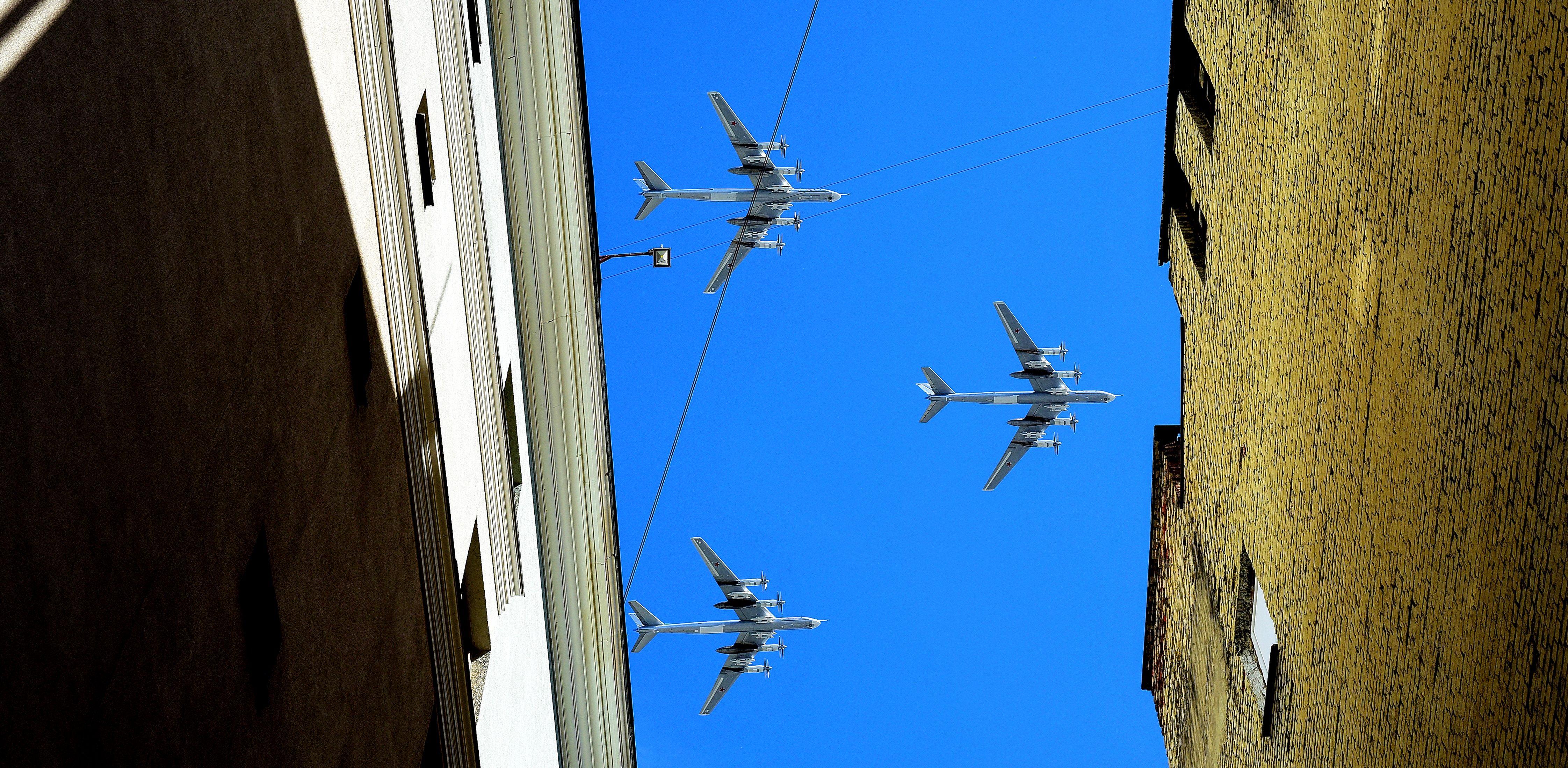 Портал «Узнай Москву» составил топ-10 авиационных объектов столицы.Фото: архив, «Вечерняя Москва»