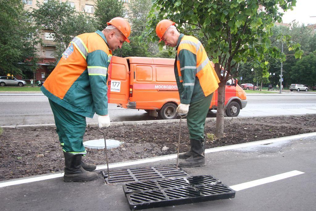 Канализационные сети обновили в Новой Москве