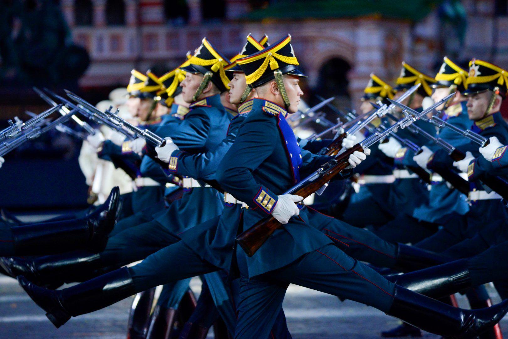 В парках Москвы выступят военные оркестры разных стран.Фото: архив, «Вечерняя Москва»