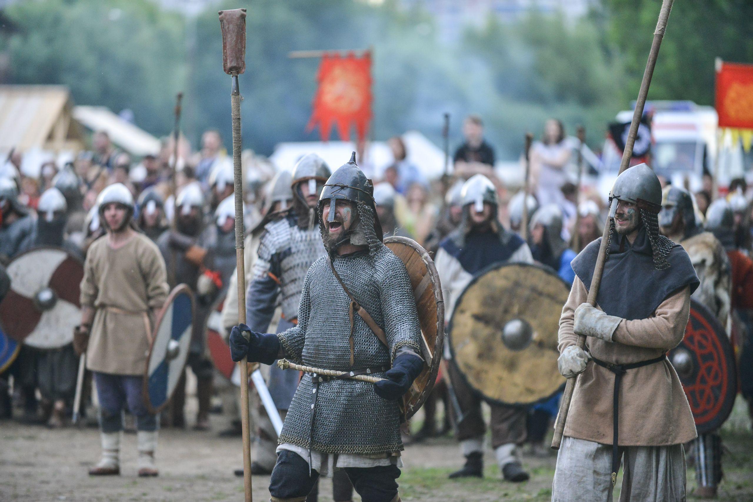 Культурно-исторический фестиваль организуют в Сосенском